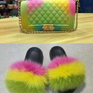 Adorable Handbag & Shoe Set